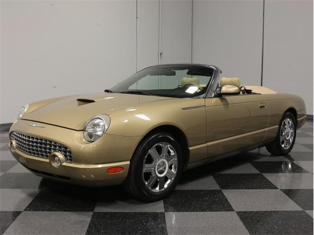 2005 Ford Thunderbird 50th Anniversary | 748774
