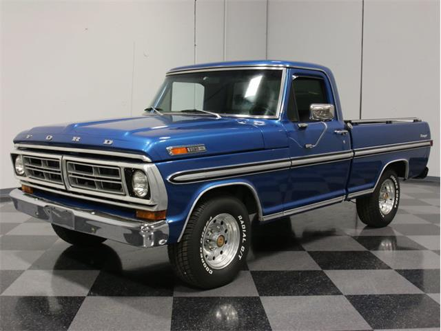 1972 Ford F100 | 748823