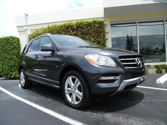 2012 Mercedes-Benz ML350 | 749089