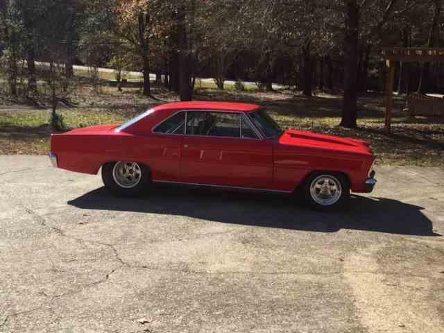1966 Chevrolet Chevy II | 749117