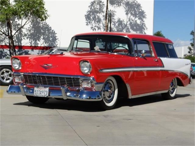 1956 Chevrolet Nomad Bel Air | 740928