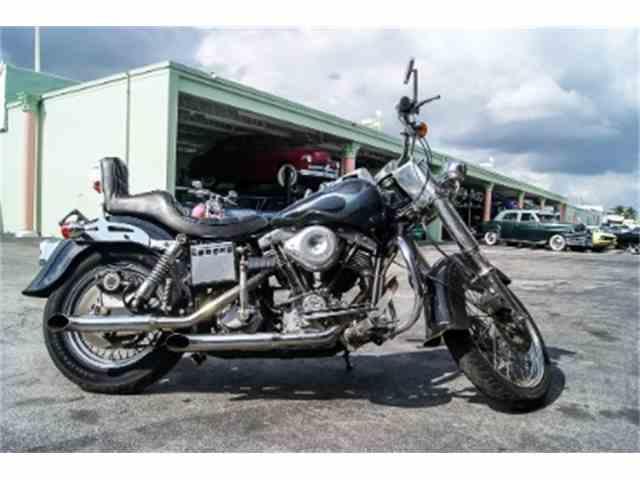 1982 HARLEY DAVIDSON Harley Davidson | 740979