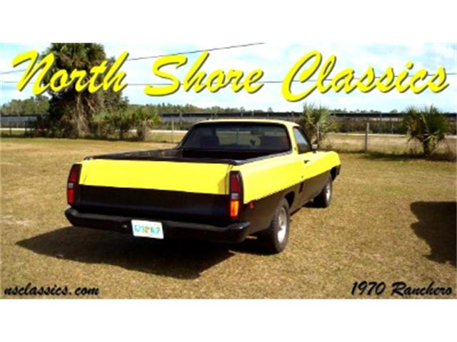 1970 Ford Ranchero | 751021
