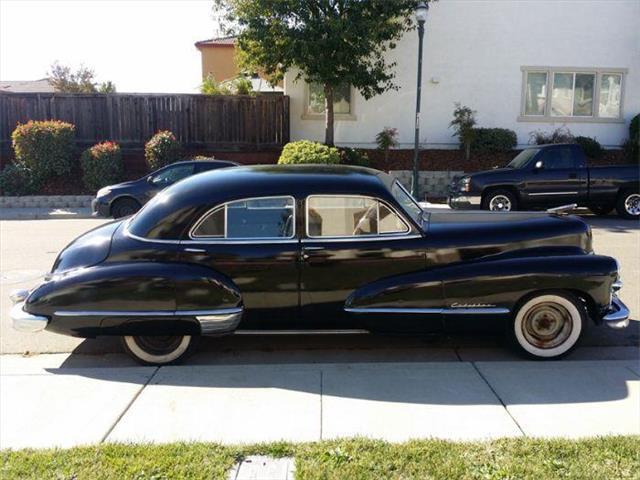 1947 Cadillac Sedan | 751030