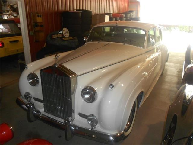 1960 Rolls-Royce Silver Cloud | 751039