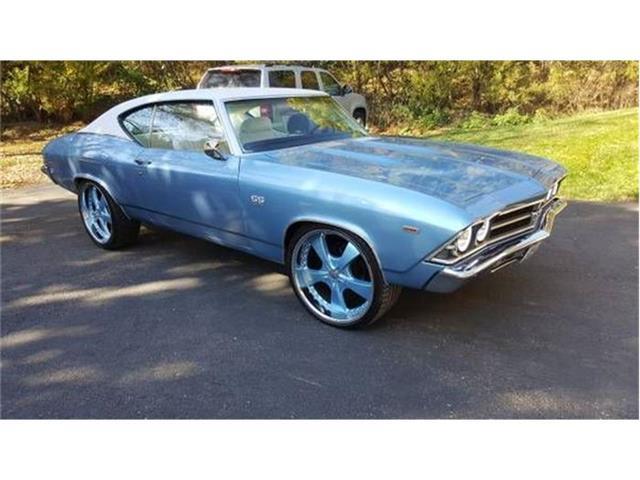 1969 Chevrolet Chevelle | 751048