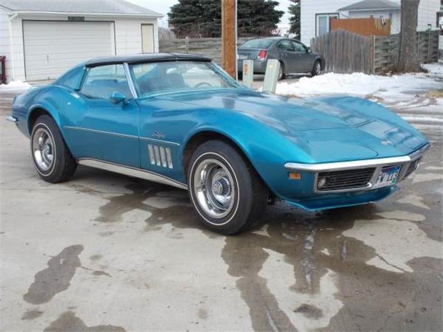 1969 Chevrolet Corvette | 751049
