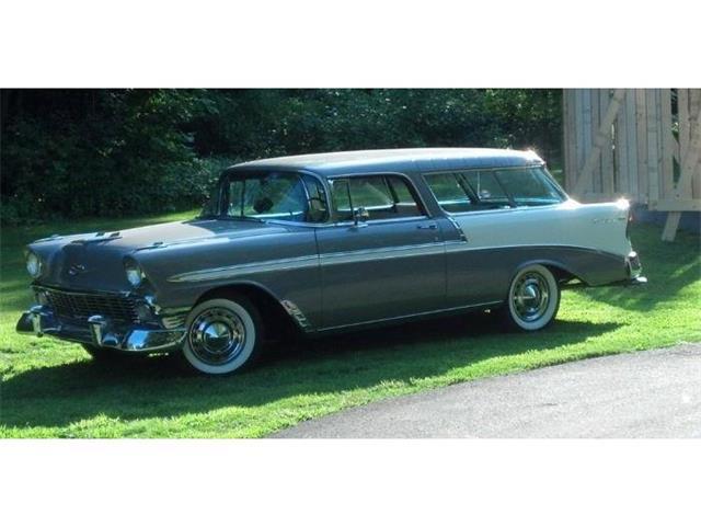 1956 Chevrolet Nomad | 751064