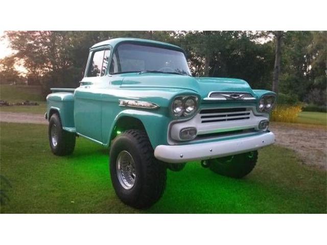 1959 Chevrolet Apache | 751068