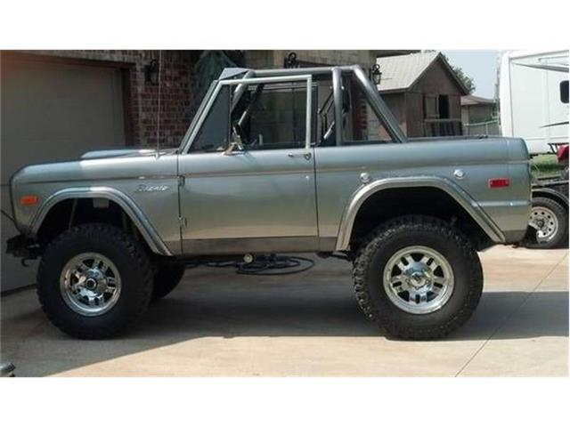 1976 Ford Bronco | 751078