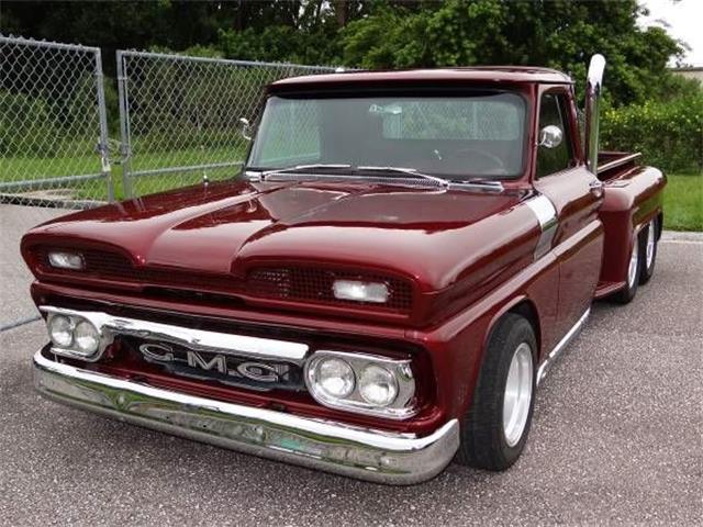 1961 GMC Custom   751085