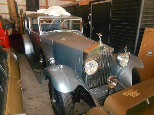 1933 Rolls-Royce 20/25 | 751098
