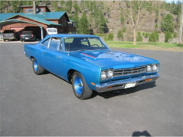 1969 Plymouth Road Runner | 751101