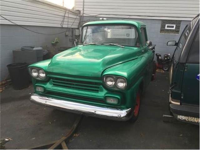 1959 Chevrolet Pickup   751118