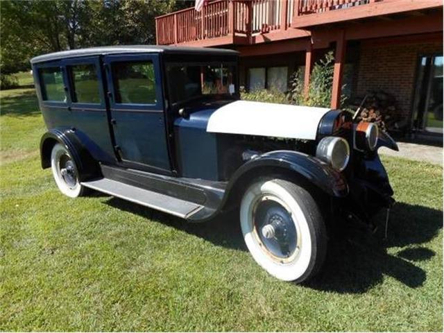 1925 Hudson 4-DR | 751120