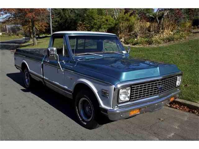1972 Chevrolet C/K 10 | 751146