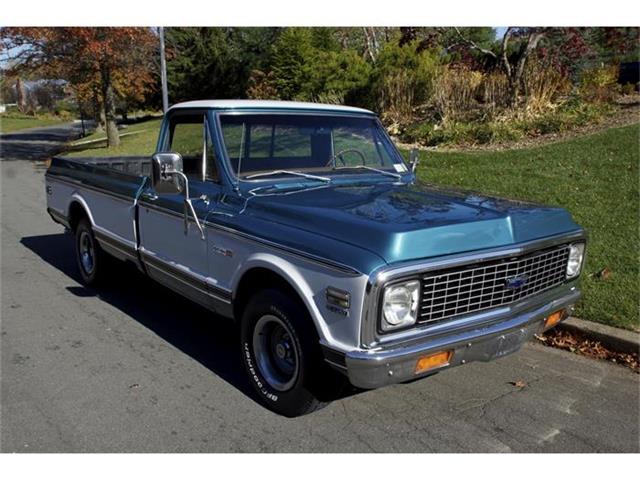 1972 Chevrolet C10 | 751146