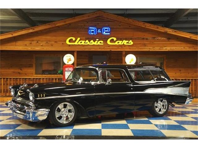 1957 Chevrolet Nomad Bel Air | 751221