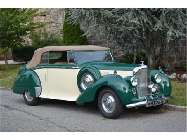 1949 Bentley Mark VI Drop Head Coupe | 751277