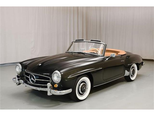 1958 Mercedes-Benz 190SL | 751318