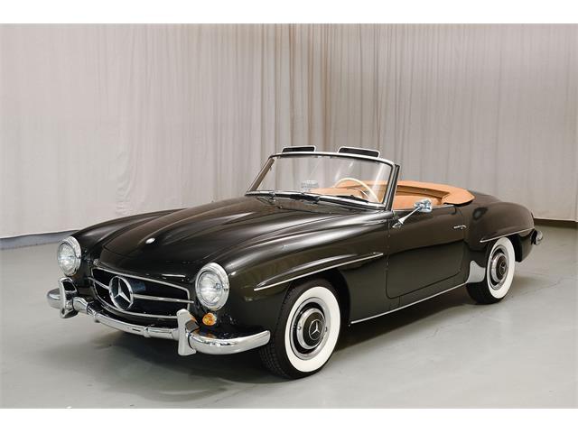 1958 Mercedes-Benz 190SL | 751318