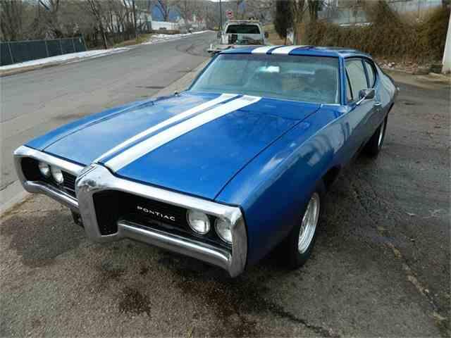 1969 Pontiac LeMans   751393