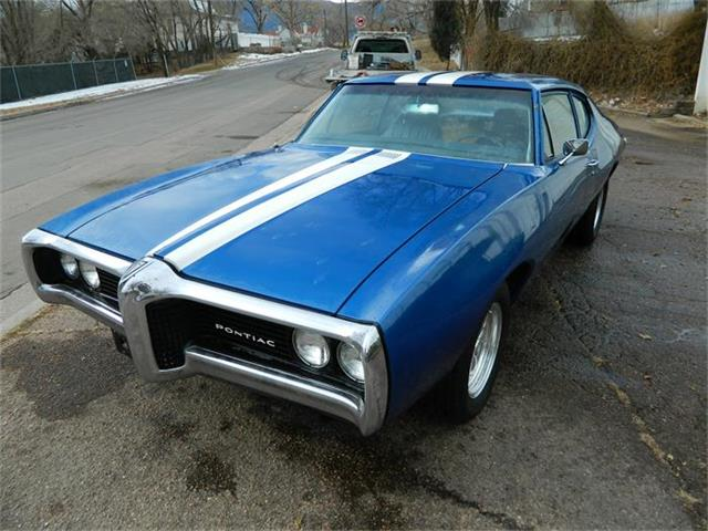 1969 Pontiac LeMans | 751393