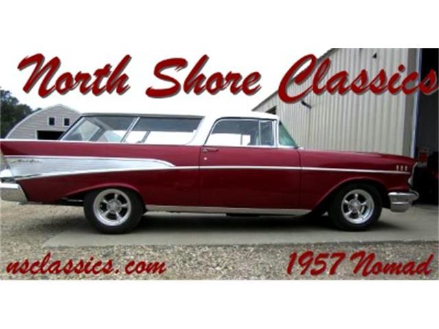 1957 Chevrolet Nomad | 751436