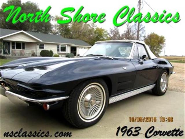 1963 Chevrolet Corvette | 751438