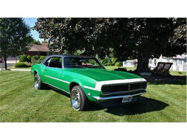 1968 Chevrolet Camaro | 751440