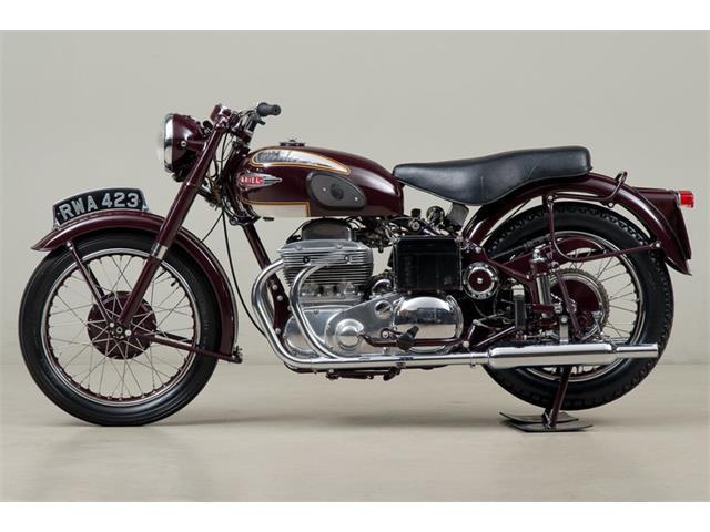 1953 Ariel Motorcycle | 751463