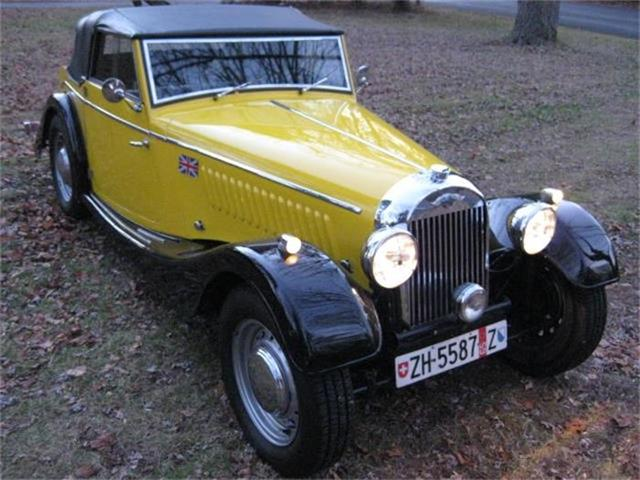1951 Morgan Plus 4 | 750015