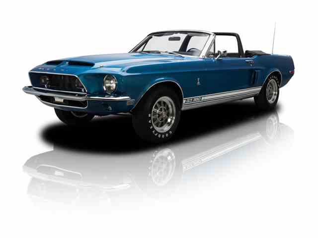 1968 Ford Mustang GT350 | 751557