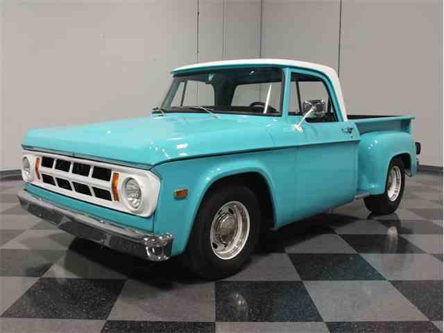 1971 Dodge D100 | 751919