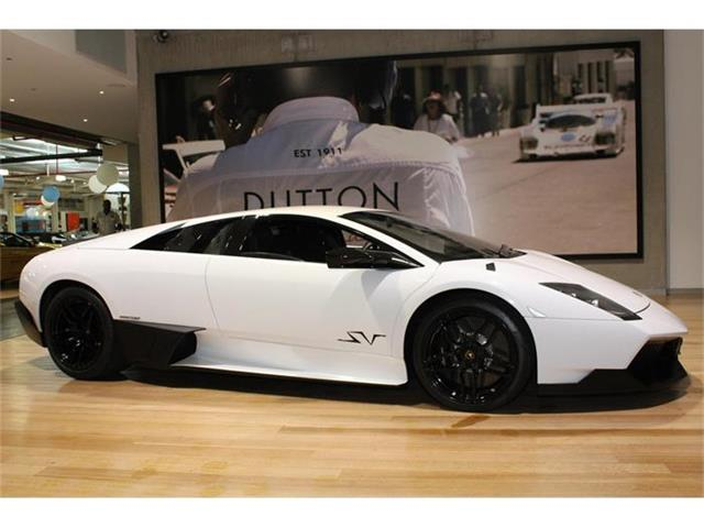 2009 Lamborghini Murcielago   751960