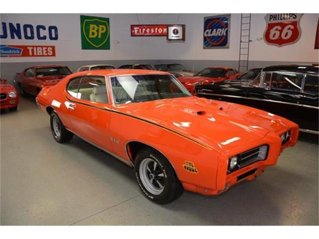 1969 Pontiac GTO | 751970