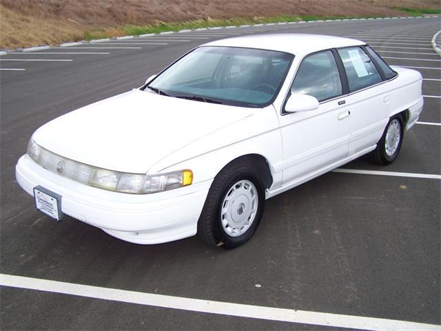 1995 Mercury Sable GS 4d Sedan | 751982