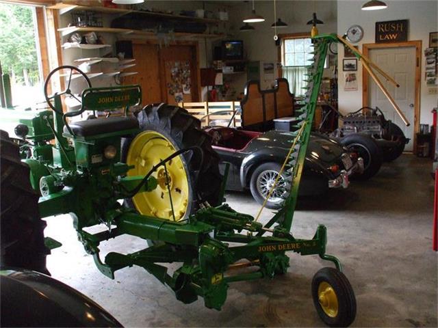 1949 John Deere Tractor | 751985