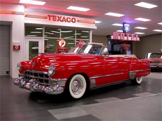 1949 Cadillac Convertible | 752061