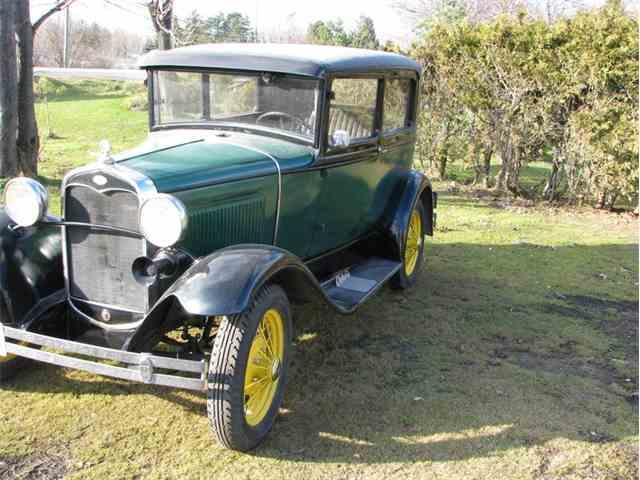 1931 Ford Model A Tudor Sedan | 752078