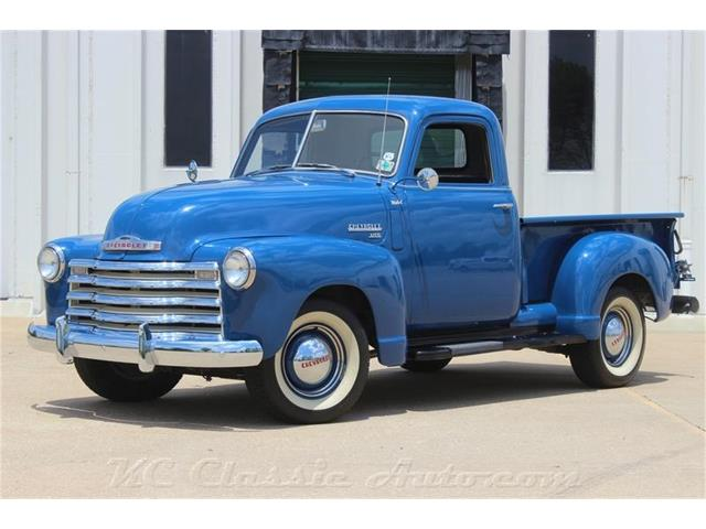 1950 Chevrolet 3100 Pick Up Vintage Air | 752099