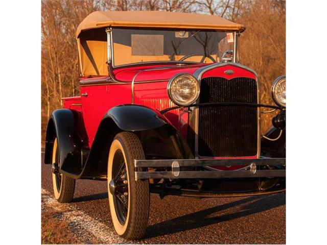 1931 Ford Model A   752107