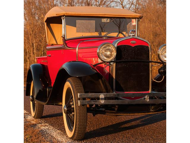 1931 Ford Model A | 752107
