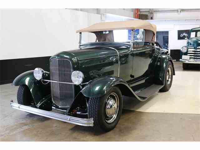 1931 Ford Model A | 752115