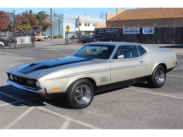 1971 Ford Mustang | 752119