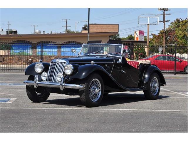 1954 MG TF | 752125