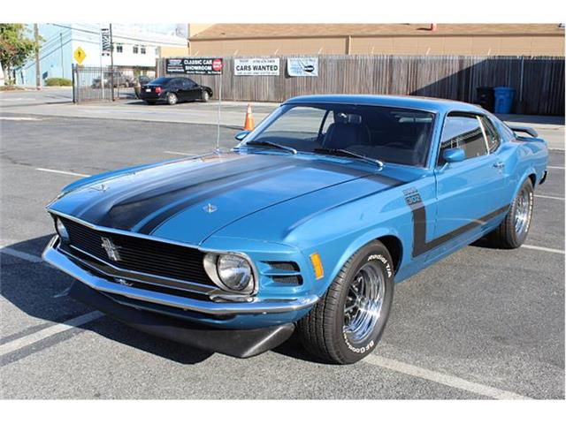 1970 Ford Mustang | 752129