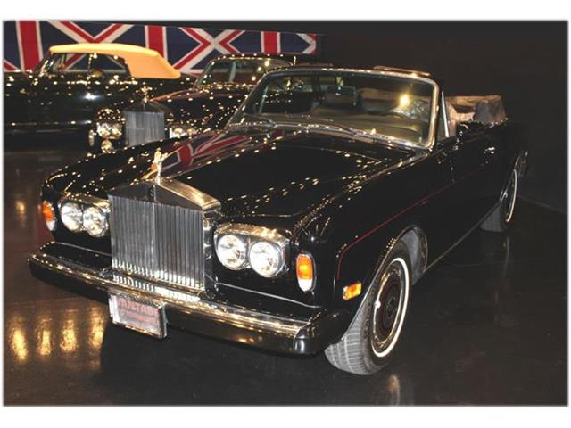 1985 Rolls-Royce Corniche | 752130
