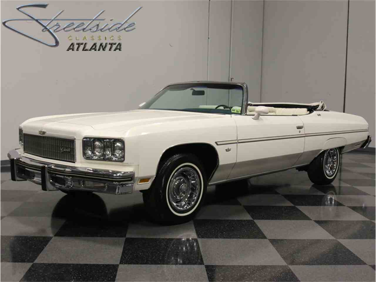 1974 to 1976 Chevrolet Caprice for Sale on ClassicCars.com