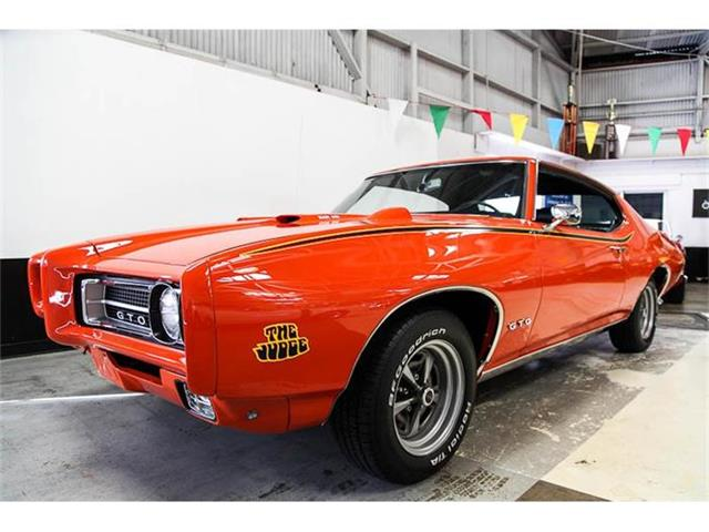 1969 Pontiac GTO | 752136